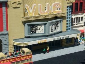 Vue cinema at legoland windsor