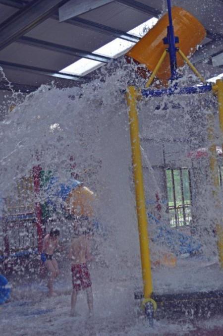 Gulliver's Theme Park Splash Zone