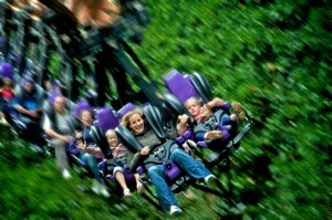 Chessington World of Adventures Coaster