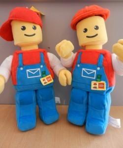 Legoland teddies