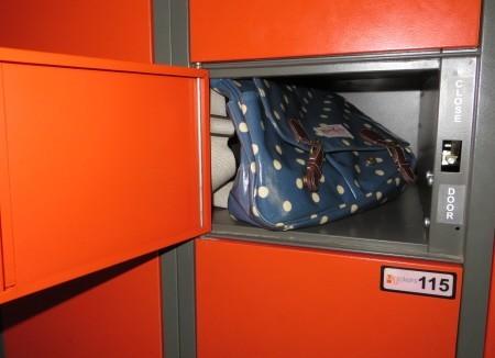 Image Gallery Lockers At Thorpe Park
