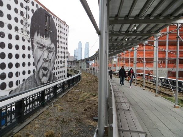 Street Art on the High Line