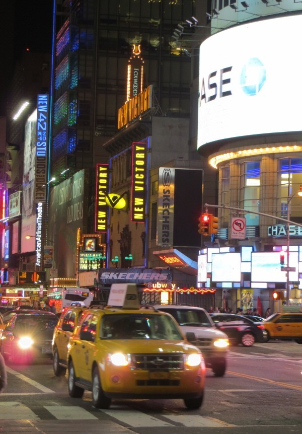 Times Square cheap tickets for Broadway