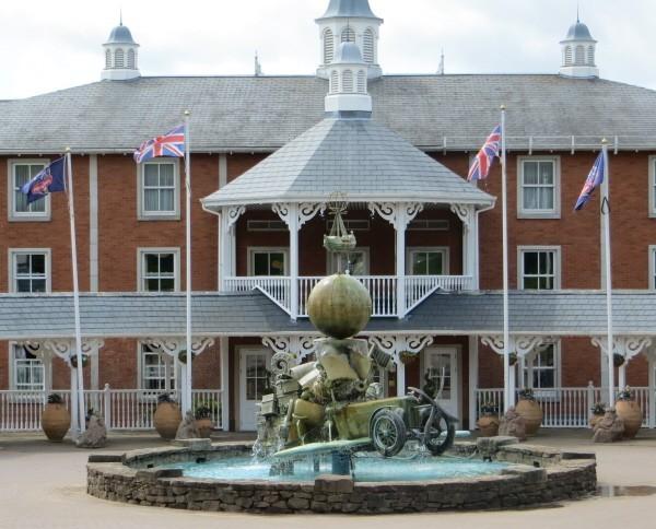 Alton Towers Hotel Spa Deals
