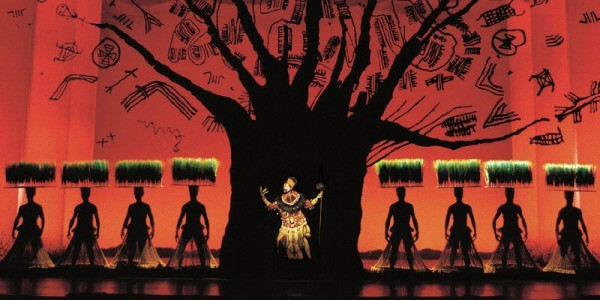 Show & Stay; The Lion King