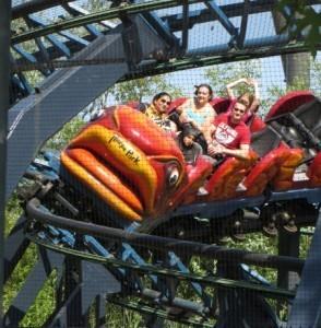 Thorpe Park Rides