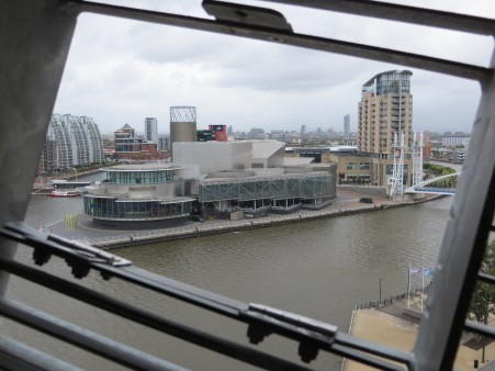 Imperial War Museum Viewing Platform