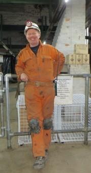 National Coal Mining Museum underground tour