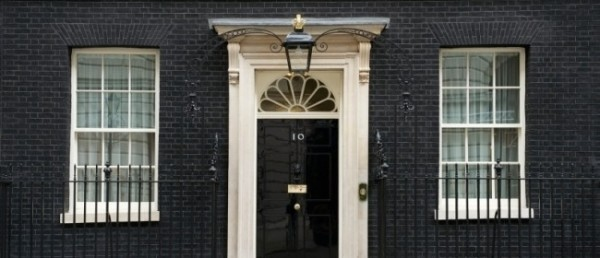 10 Downing Street, The official London residence of the British Prime Minister
