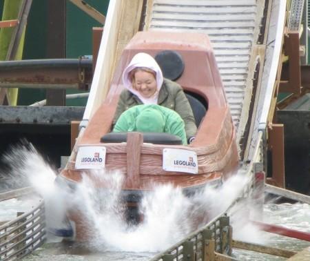 Legoland Windsor Water Rides