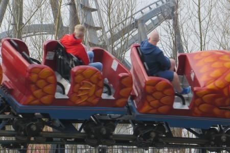 Thorpe Park Coasters