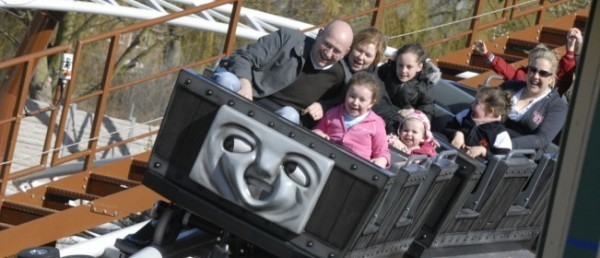 Drayton Manor; Troublesome Trucks