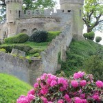 Warwick Castle; Picnics & Lockers