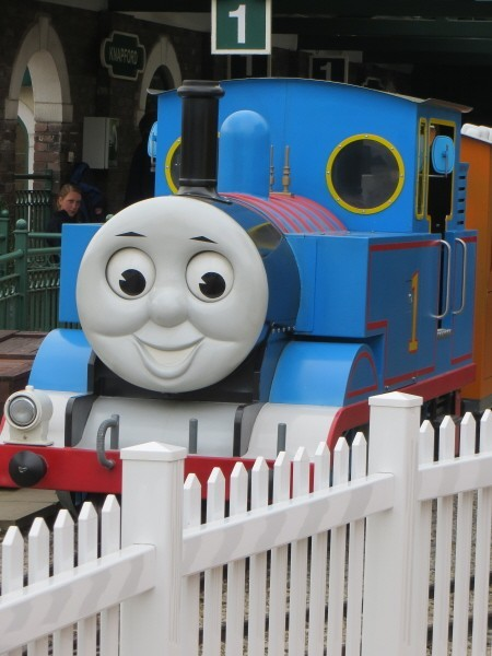 Drayton_Manor_Thomas_Land