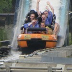 Drayton Manor & Alton Towers Waterpark; New Combined Ticket