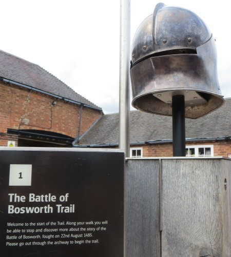 Information trails for the Bosworth Battlefield