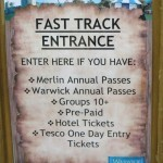 Warwick Castle; Fast Track Tickets & Priority Entrance