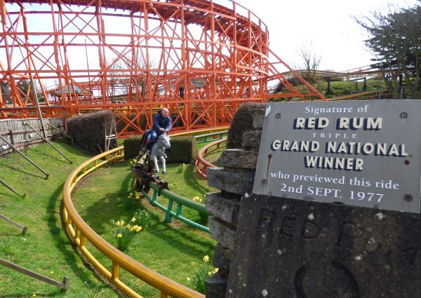 Old Rides at the Pleasure Beach