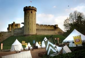 Warwick Castle Horrible Histories