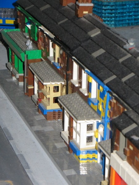 legoland discovery centre mini land Coronation Street