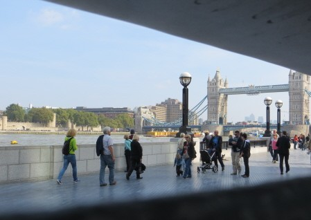 Tower Bridge Riverside