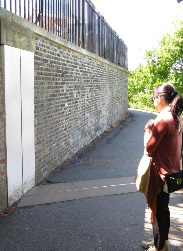 Greenwich Meridian Line public access