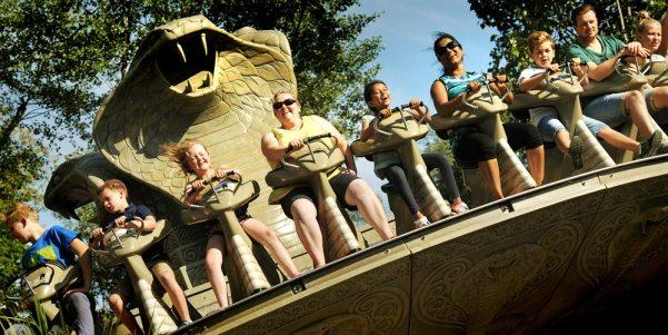 Chessington World of Adventures; Kobra, (photo; Phil Loach)