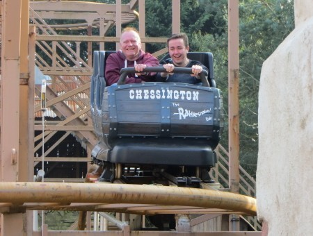 Chessington World of Adventures Rides