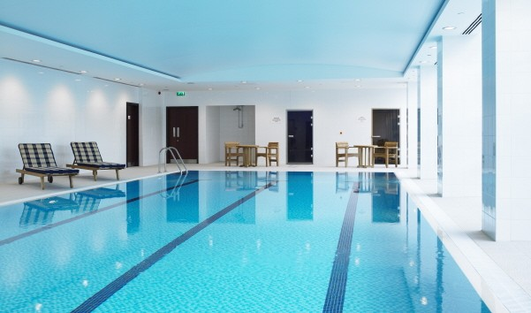 leiecester marriott leisure facilities