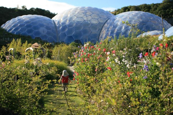 The Eden Project; Free Annual Pass