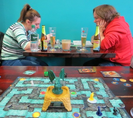 Thirsty Meeples Board Game Cafe