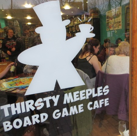 Oxford Board Game Thirsty Meeples