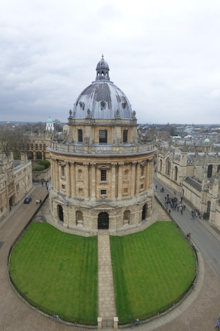 Oxford Building Radcliffe Camera