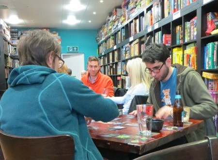 Oxford Thirsty Meeples Board Game Cafe