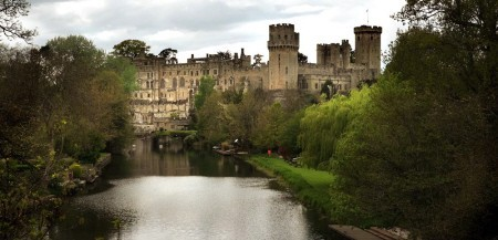 View of Warwick Castle