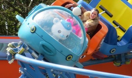 Alton Towers; Octonauts Rollercoaster Adventure