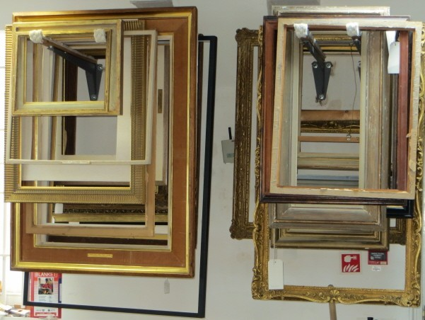 find out about framing on the Government Art Collection tour
