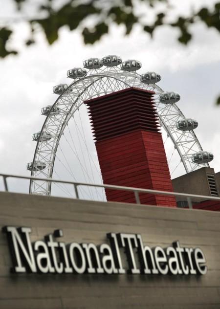 London Eye & National Theatre