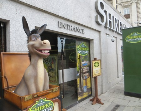 Shrek S Adventure London Cheap Tickets Cheap Ticket Deals
