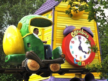 CBeebies Land Attraction at Alton Towers