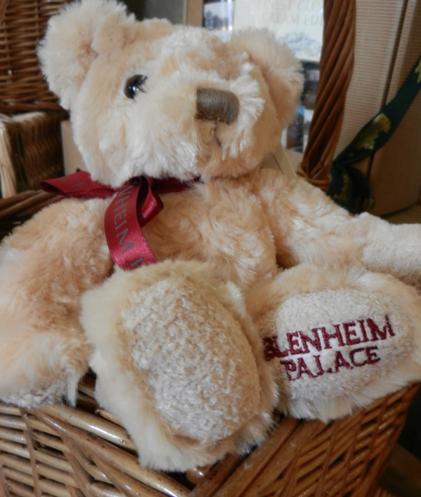 Blenheim Palace Teddy Bear