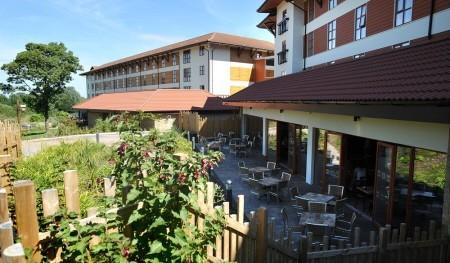Chessington Azteca & Safari Hotels