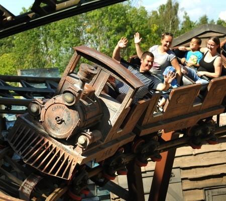 Chessington Scorpion Express Ride