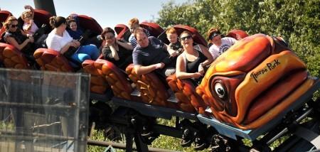 Thorpe Park rides for children