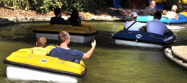 boat ride at legoland windsor