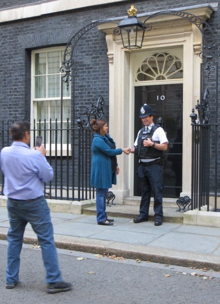10 Downing Street tour