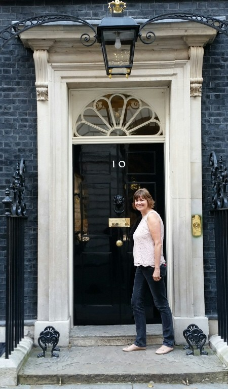 10 Downing Street tour with Open House London
