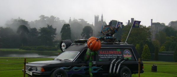 Scarefest Horror Mazes & attractions at Alton Towers