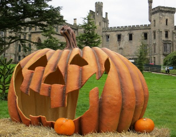 Terror at the Towers at Alton Towers Scarefest