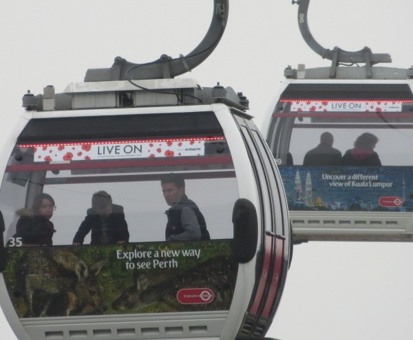 Emirates Air Line; Top Tips and Deals | Topdogdays